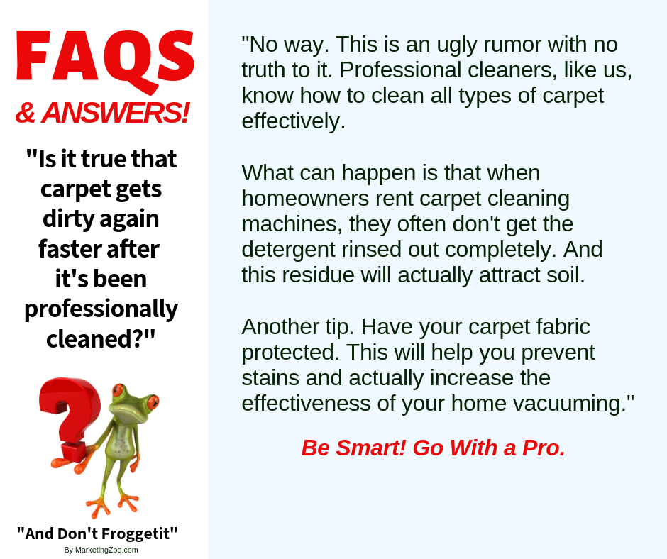 Rochester NY: Professional Cleaning Keeps Carpets Cleaner Longer